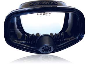 Aqua Lung Pacifica Mask | 507810 | The Pacifica Mask continues to be popular with recreational and military divers for the large single lens, which offers a wide field of view. | US Divers Surface, Tactical, Water Rescue, and SAR Swimmer Equipment | Aqua Lung Military Masks | Authorize Online Dealer