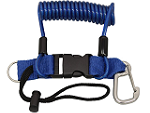 Bigblue Spring-Design Light Cord, BB-SPRCORD01 | Bigblue diving accessories